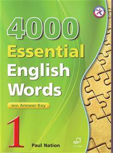 4000 từ vựng thường dùng trong tiếng Anh - 4000 Essential English Words (Tập 1)