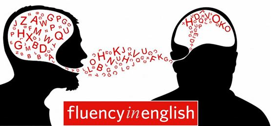 The Fluency entrance test