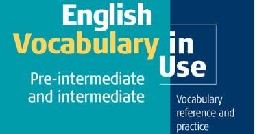 Cambridge - English Vocabulary In Use: Pre-intermidiate & Intermidiate