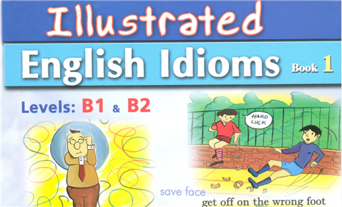 English Illustrated Idioms_Book 1