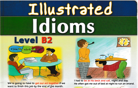 English Illustrated Idioms_Book 2