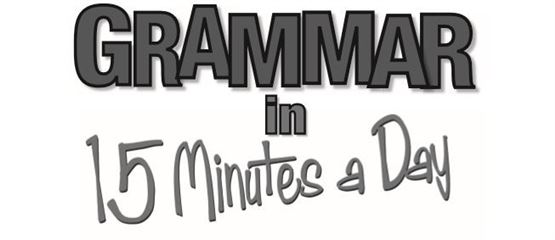 Grammar in 15 Minutes A Day