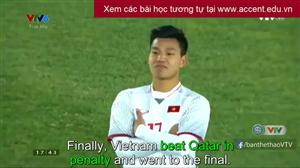 Vietnam-Qatar